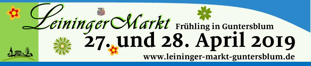 Leininger Markt 2019