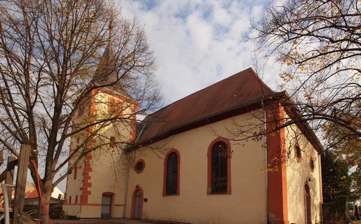 Evangelische Kirche in Selzen