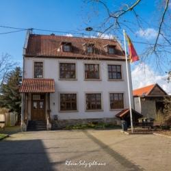 image de Das Dexheimer Rathaus und der Rathausgarten