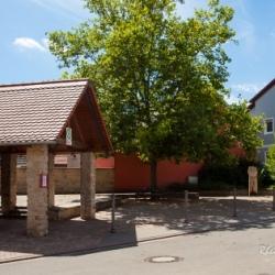 image de Dorfplatz in Wintersheim